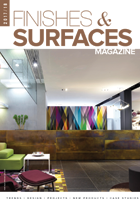 finishes & surfaces